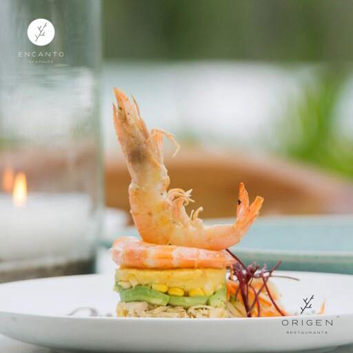 Restaurante «Origen» De Acapulco