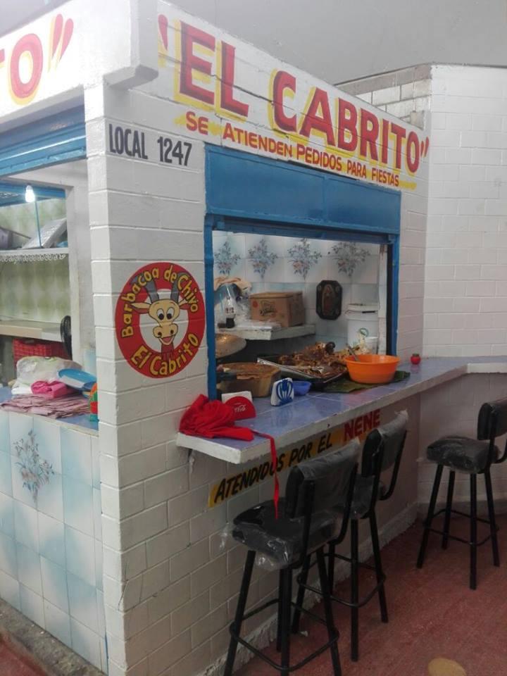 Barbacoa De Chivo El Cabrito