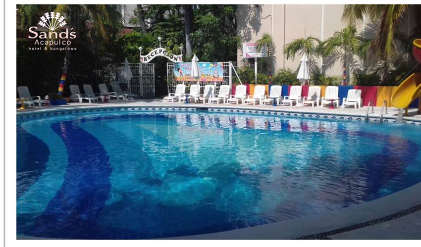 Sands Acapulco Hotel y Bungalows