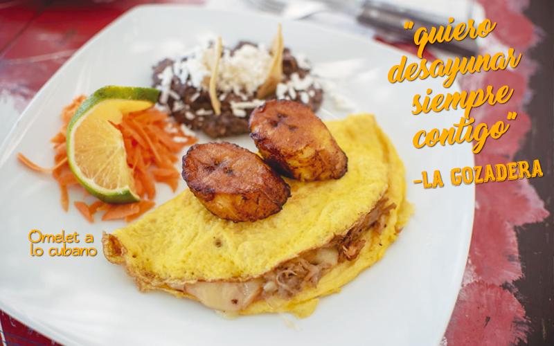 La Gozadera Restaurante