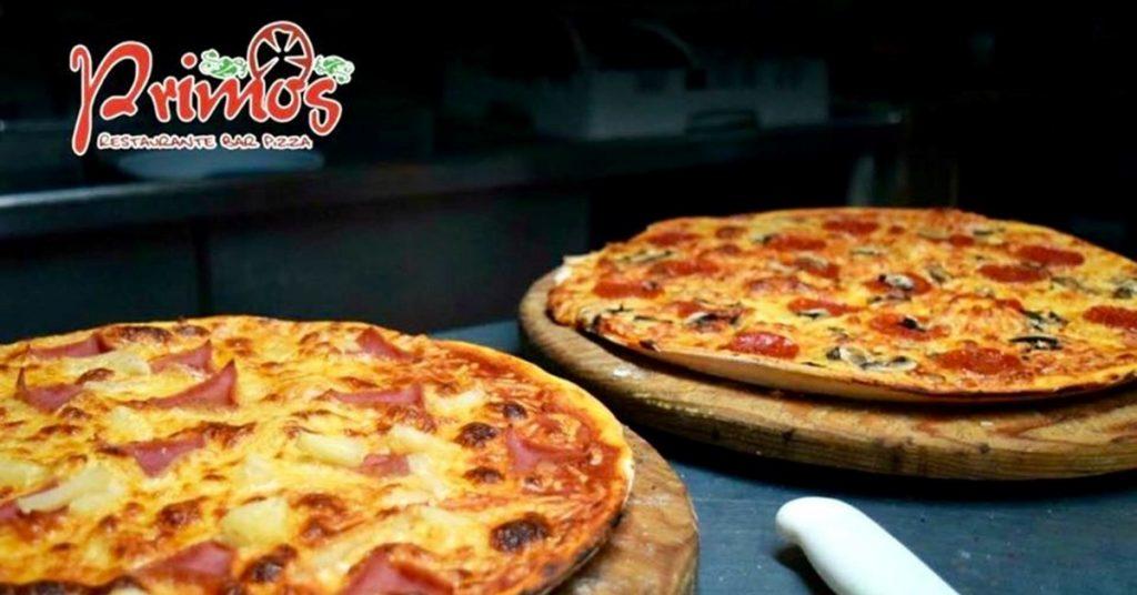 Primos Restaurante, Bar & Pizza