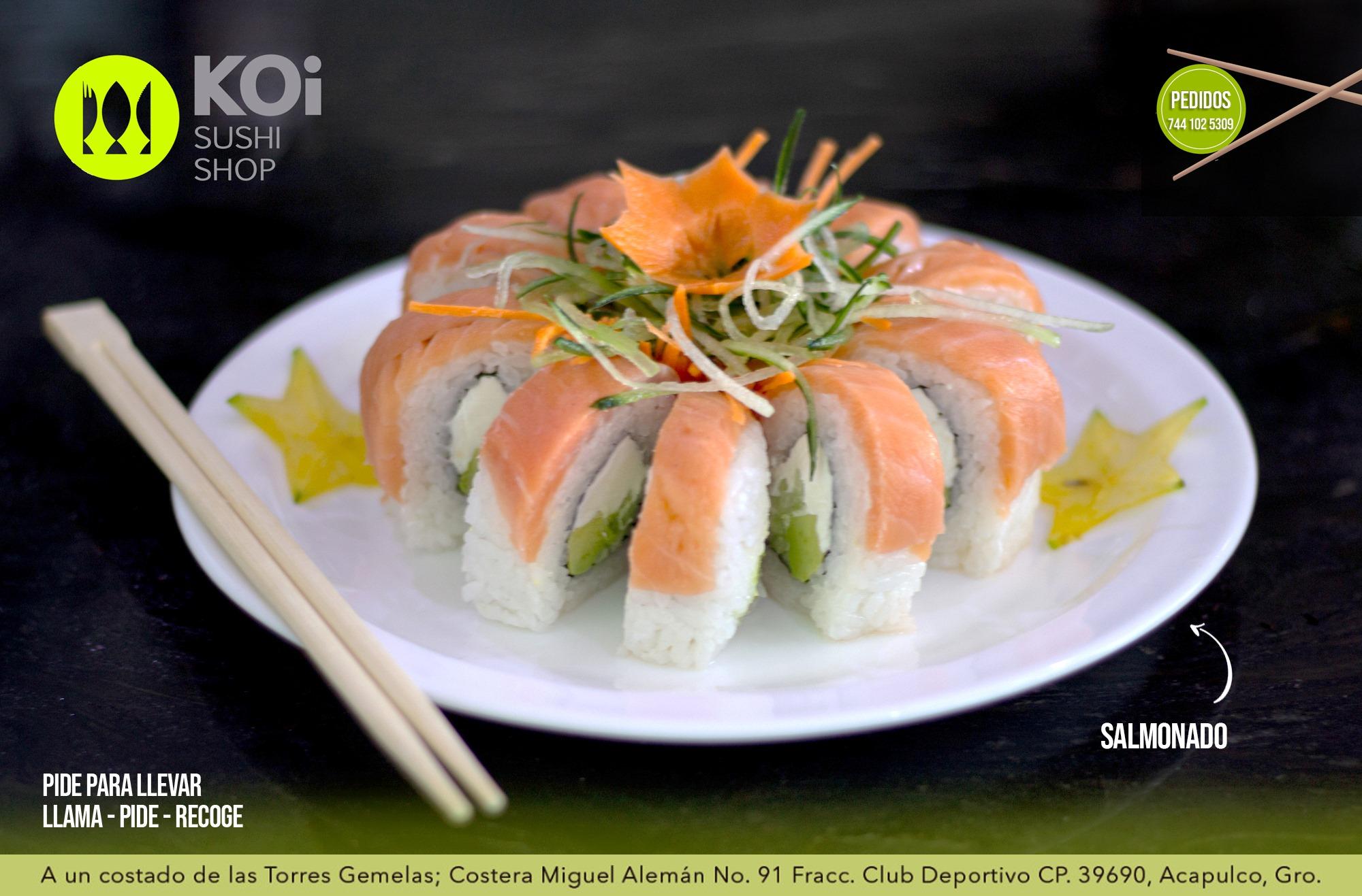 KOi Sushi Shop